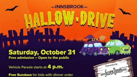 "Innsbrook Foundation's ""Hallow-Drive"""
