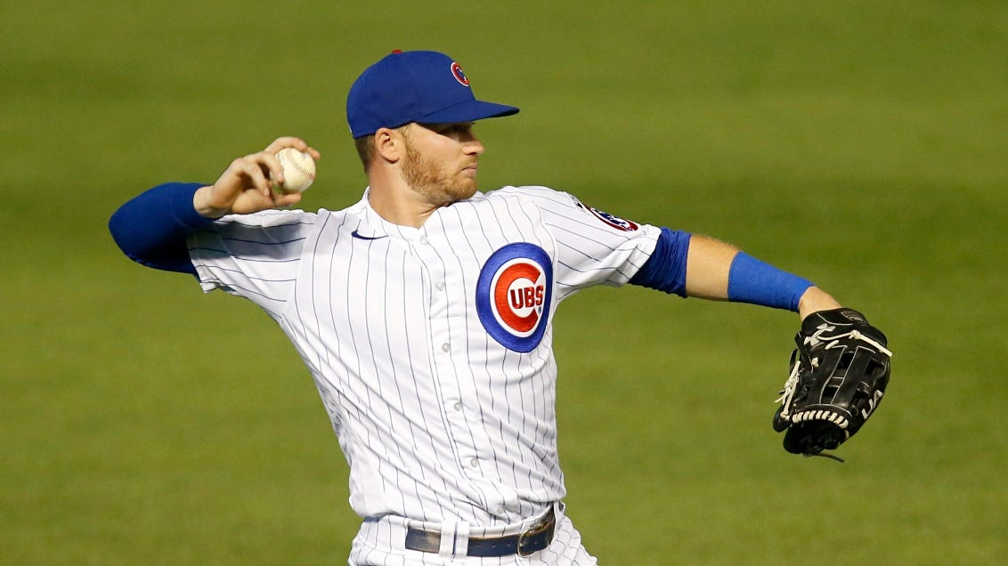 Cubs' Ian Happ: Part Of MLB Playoff Bubble Will Feel 'Like A Zoo'