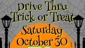 City of Dellwood Drive Thru Trick or Treat