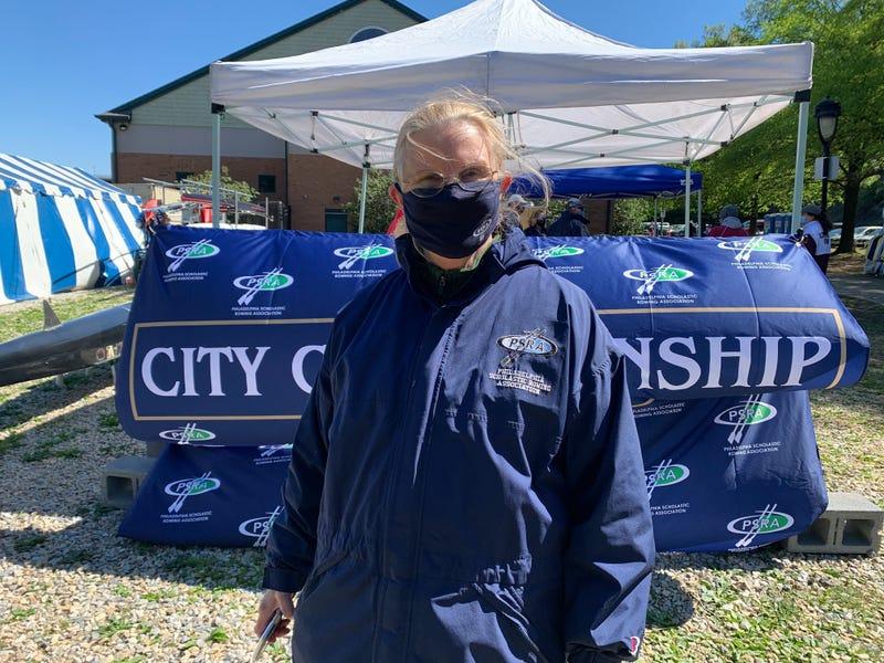 Leslie Pfeil is president of the Philadelphia Scholastic Rowing Association.