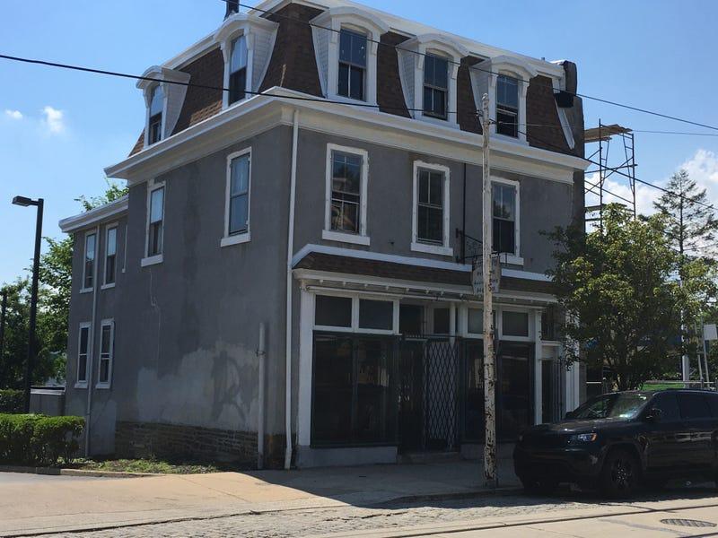 The ArtHaus on Germantown Avenue.