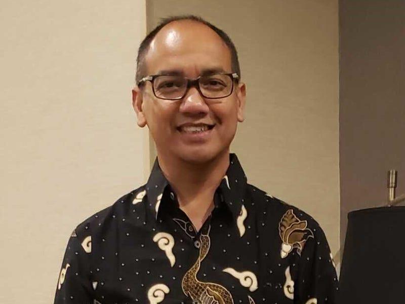 Pastor Aldo Siahaan