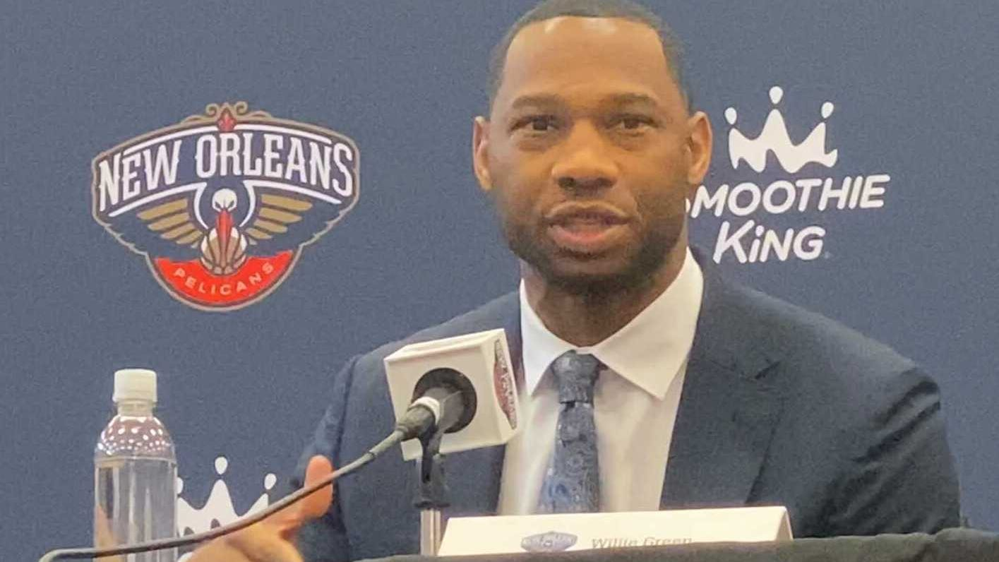 Willie Green sees Pelicans as a 'sleeping giant,' much like Suns; here's why