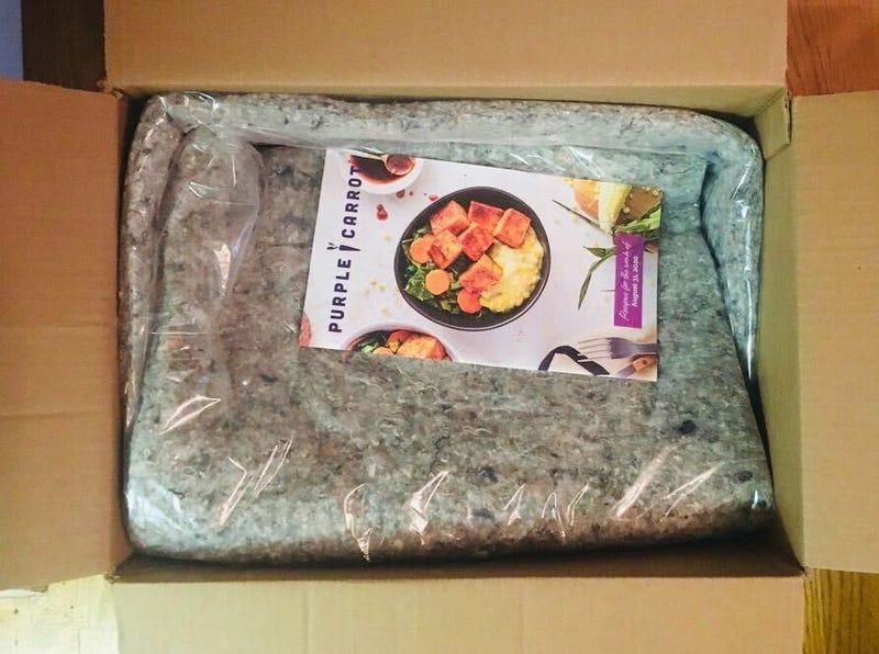 purple carrot meal kits