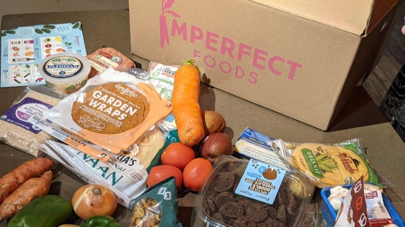 Imperfect Foods Delivery February 2021