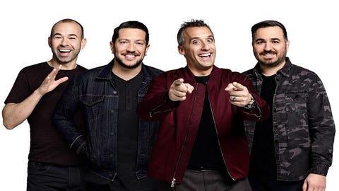 Event: truTV's Impractical Jokers NEW DATE