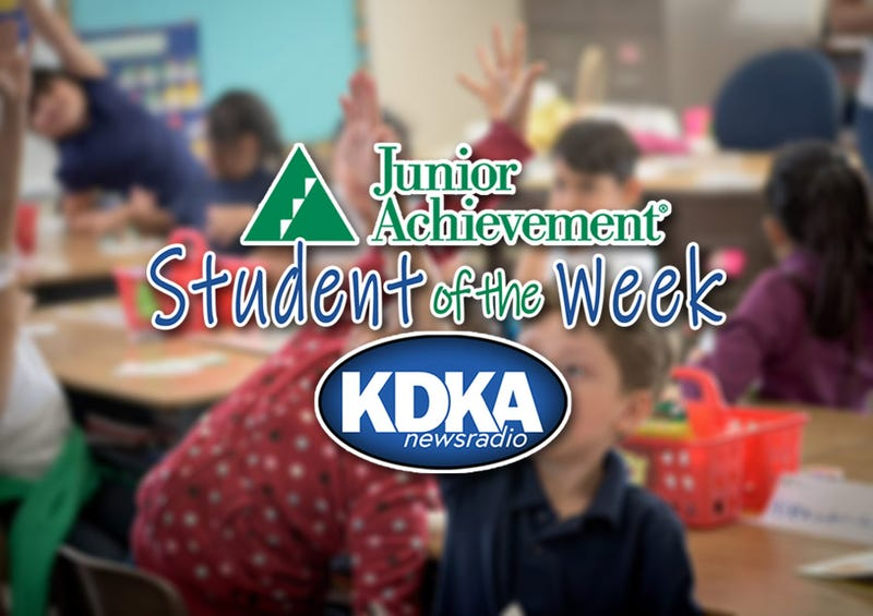 Junior Achievement Student of the Week