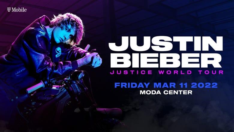 Justin Bieber - RESCHEDULED