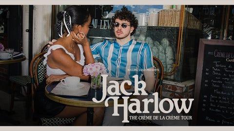 Jack Harlow Crème de la Crème Tour presented by Rolling Loud and Live Nation
