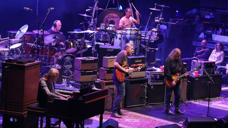 The Allman Brothers Band