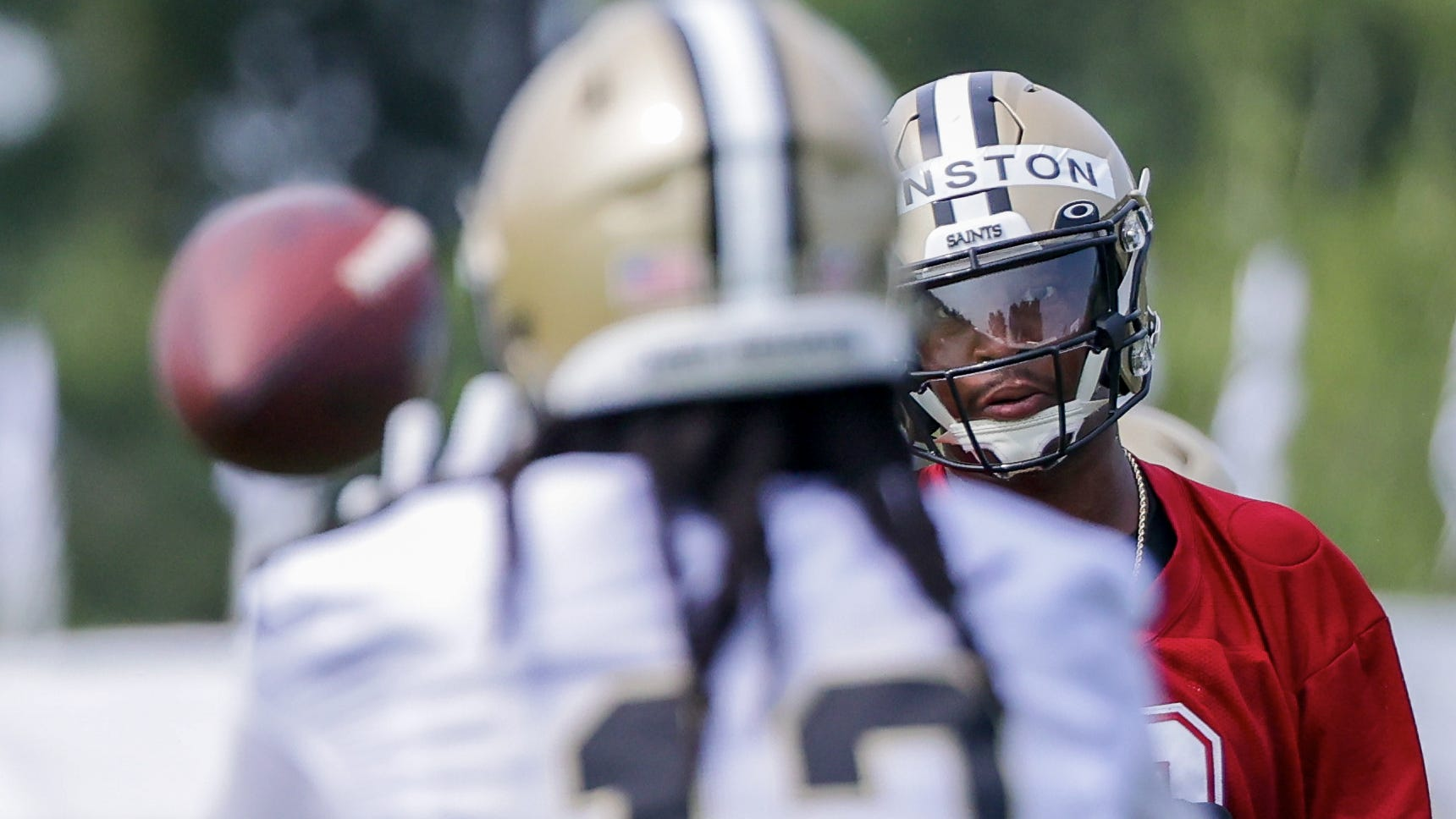 Watch: Reactions to Day 2 at Saints training camp with Mike Hoss & Bobby Hebert