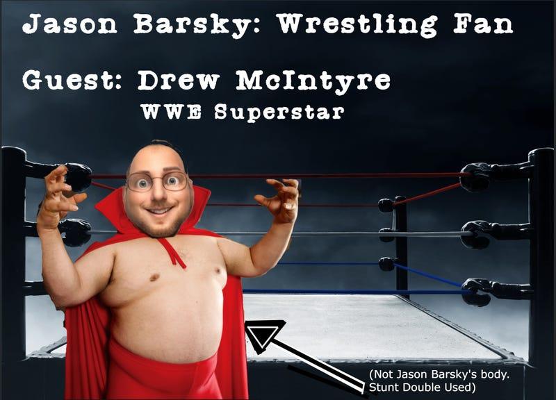 Jason Barsky: Wrestling Fan