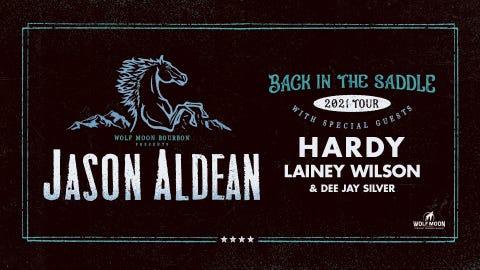 Jason Aldean - Back in the Saddle Tour