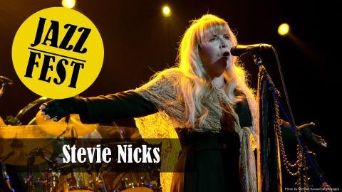 Jazz Fest: Stevie Nicks, H.E.R., Elvis Costello