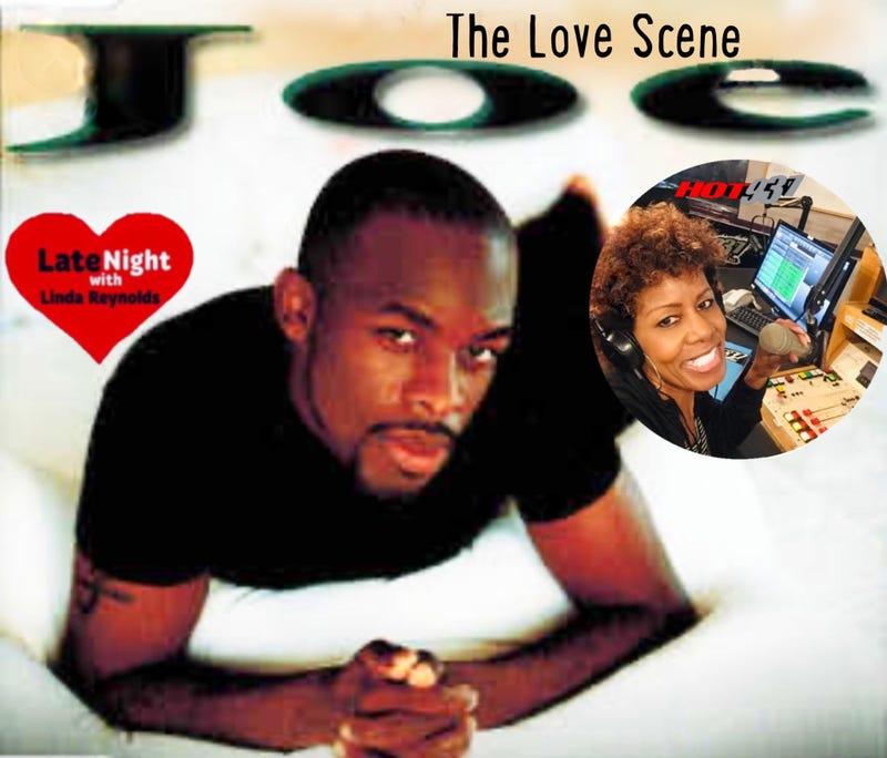 Joe The Love Scene begins Late Night Love with Linda Reynolds