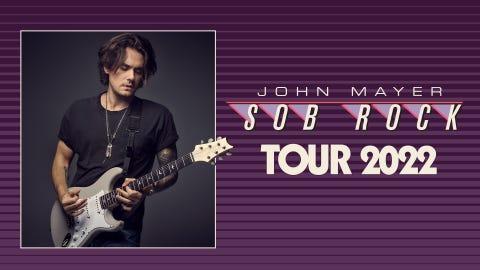 John Mayer - Sob Rock Tour
