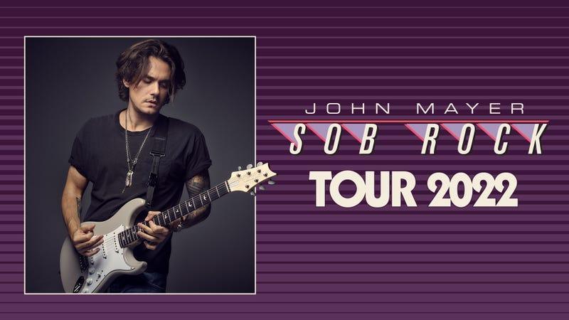 Win John Mayer Tickets!