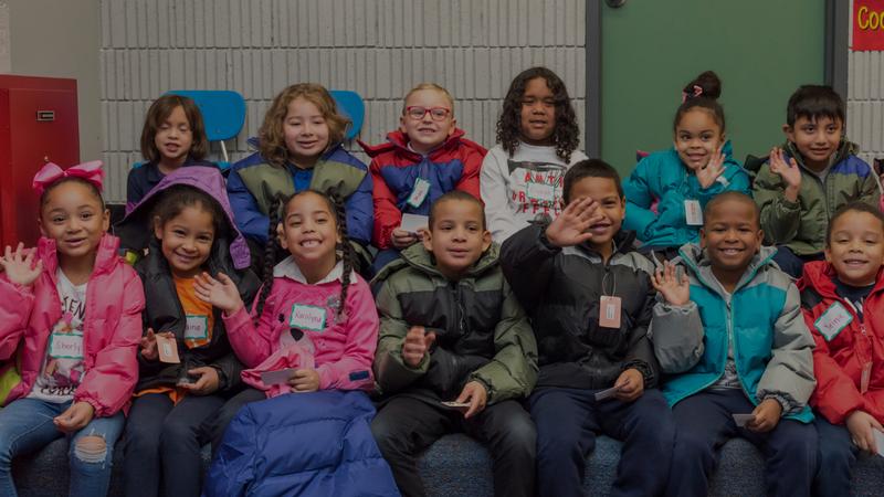 Coats for Kids w/ Operation Warm