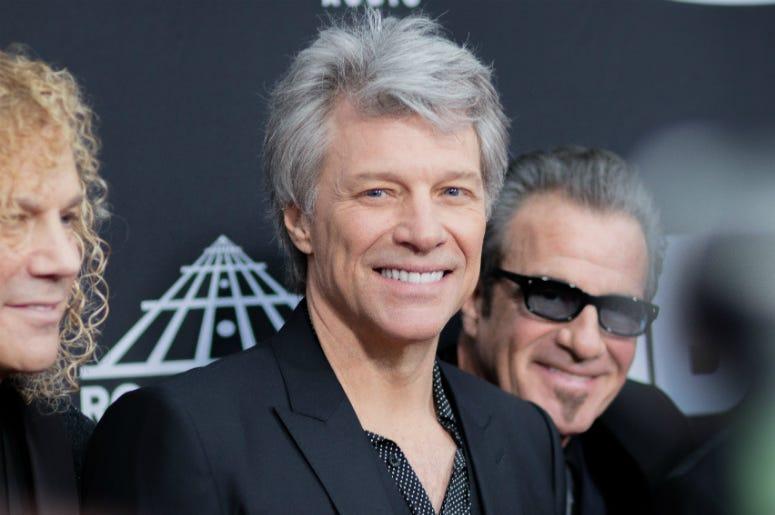 Jon Bon Jovi is Now a