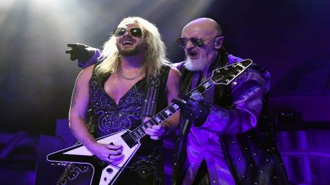 Judas Priest - Philly