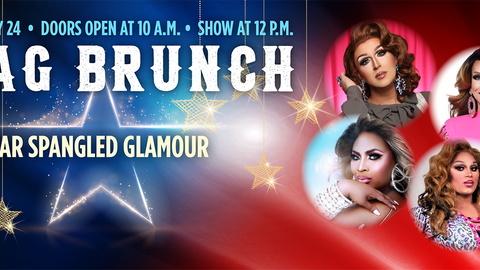 Star Spangled Glamour Drag Brunch