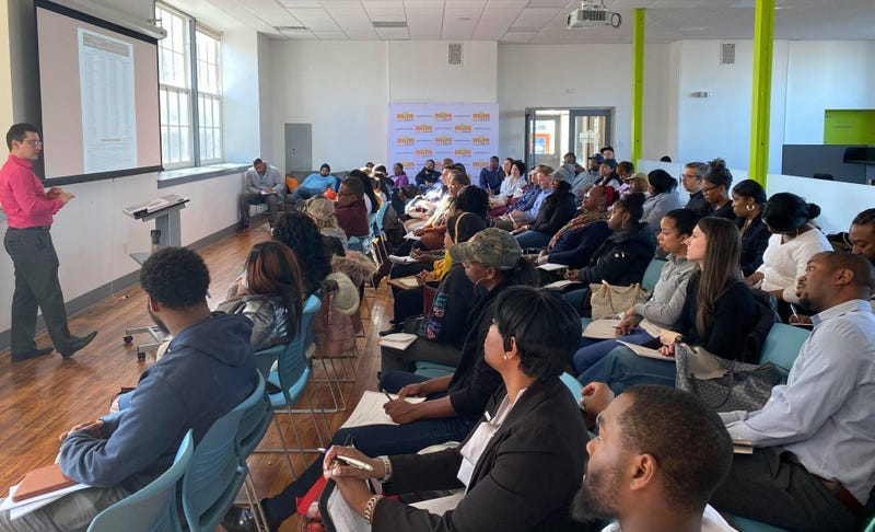 JumpStart Philly is a program that trains fledgling real estate developers.