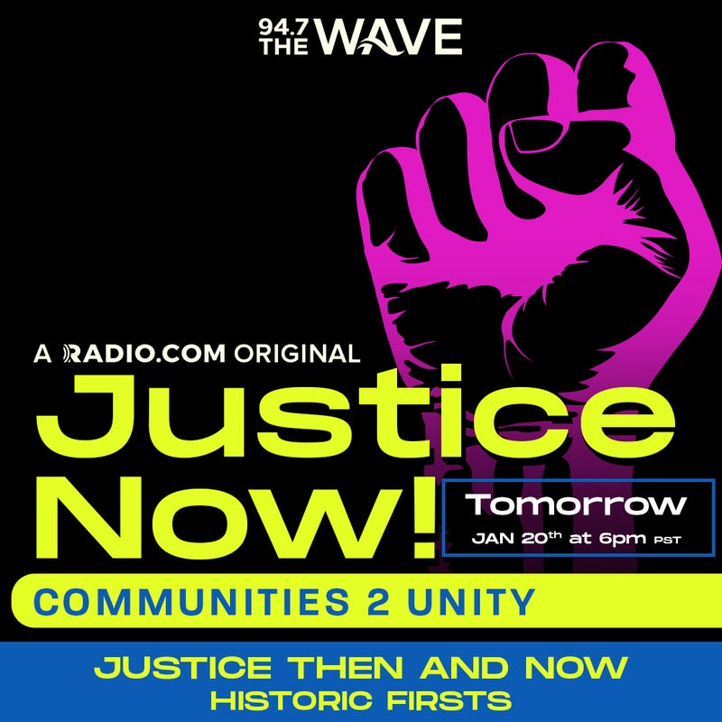 Justice Now Tomorrow