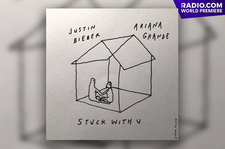 "Justin Bieber and Ariana Grande - ""Stuck With U"""