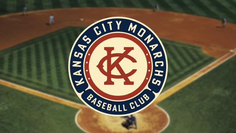 The new logo of the T-Bones baseball club, now named the Kansas City Monarchs
