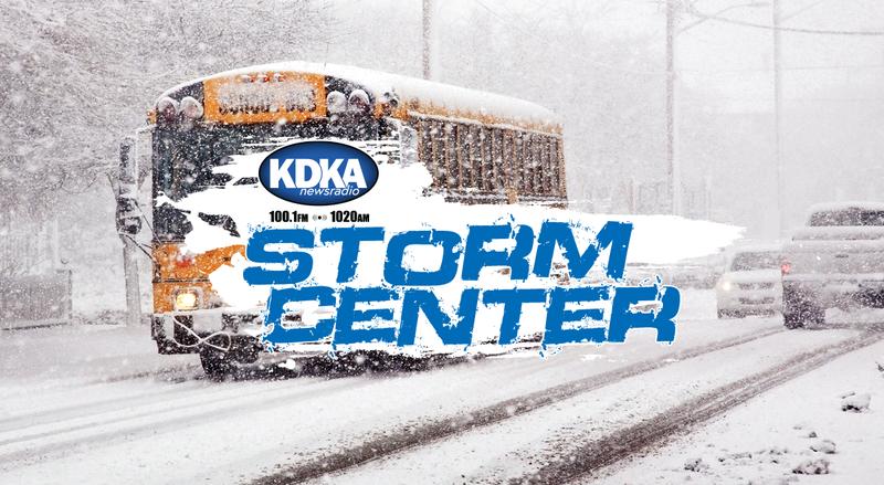 KDKA Radio Storm Center