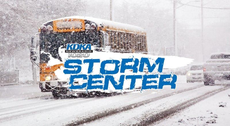 KDKA NewsRadio Storm Center