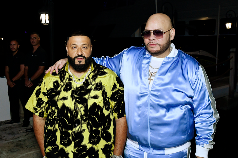 DJ Khaled and Fat Joe