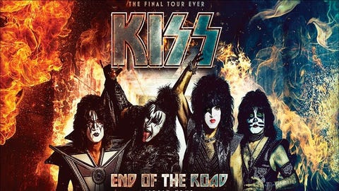 KISS: End of the Road World Tour - RESCHEDULED