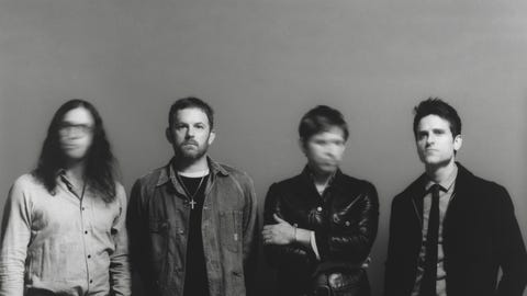 Kings Of Leon When You See Yourself Tour