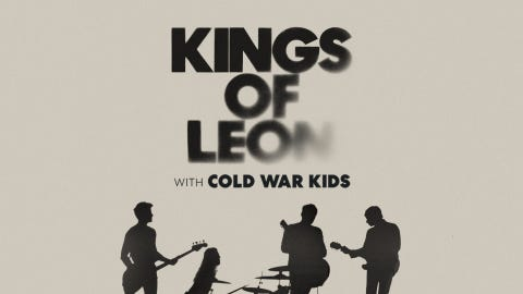 Kings of Leon - When You See Yourself Tour