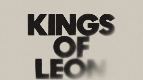 Kings of Leon w/ Cold Water Kids