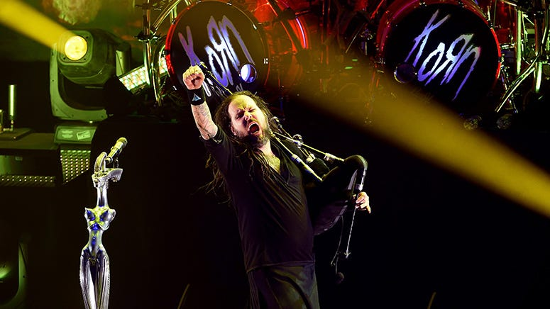 Korn Comes With Advice of Getting Through It: 'First. Go Get Help'