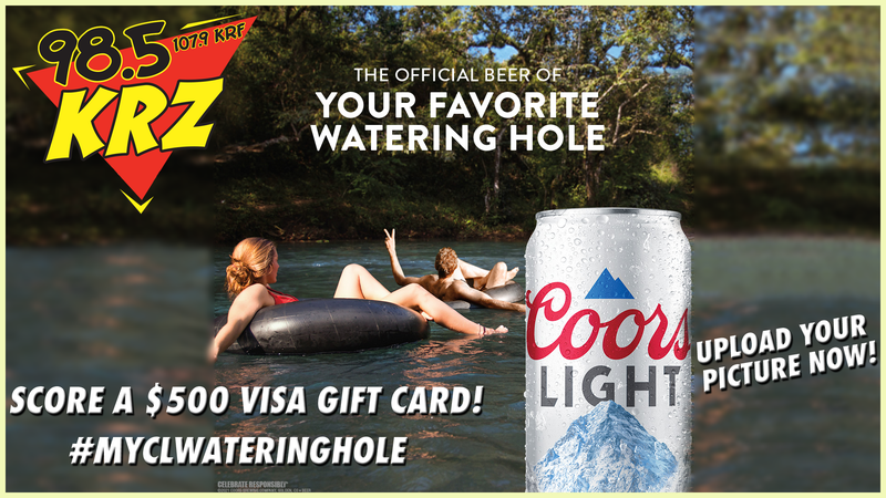 Coors Light Favorite Watering Hole 3
