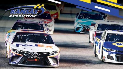 NASCAR Cup Series 400