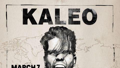 KALEO: Fight or Flight Tour