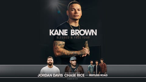 Kane Brown: Blessed & Free Tour