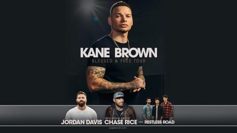 Kane Brown: Blessed & Free Tour