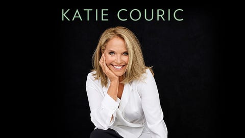 Katie Couric Going There 2021 Tour