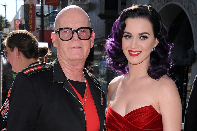 Keith Hudson and Katy Perry