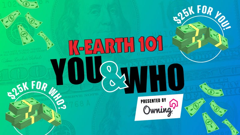 K-Earth 101 You & Who
