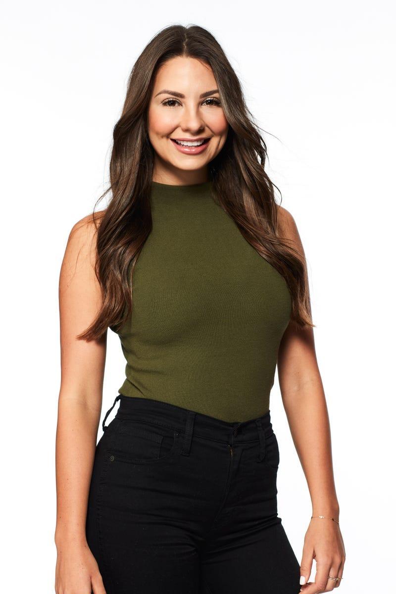Kelley, Bachelor contestant