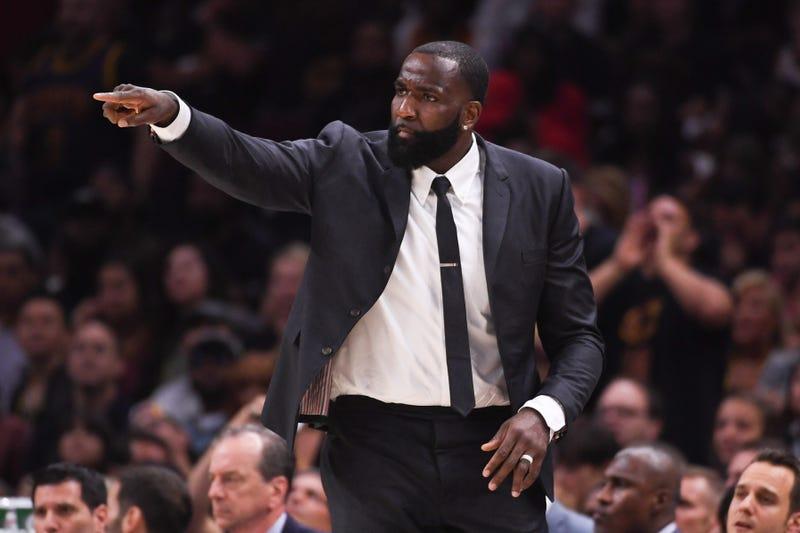 ESPN NBA analyst Kendrick Perkins