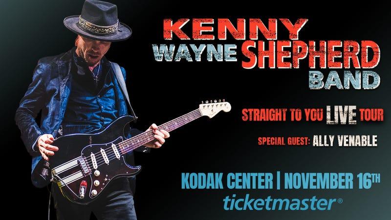 KENNY WADE SHEPARD