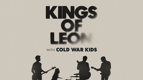 Kings of Leon: When You See Yourself Tour
