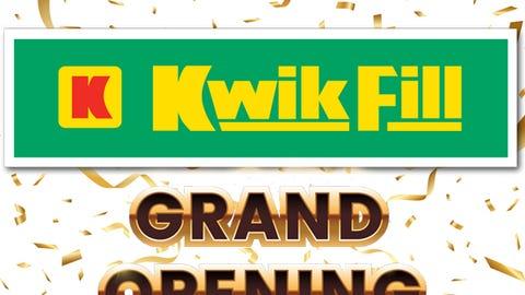 Kwik Fill grand opening: Brockport